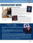 Newsletter Fall 2009 - Vatican Observatory - Page 3