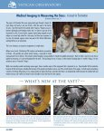 Newsletter Fall 2009 - Vatican Observatory - Page 4