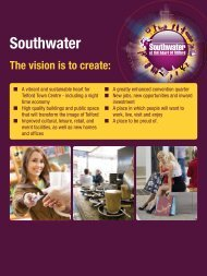 Southwater - Citygrove :: Southwater Square development in Telford