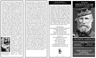 Brochure - Italy Culture Month