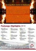 Festung Mark startet in das Kulturjahr 2013 - Seite 3