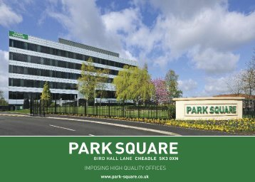 Park Square Brochure - Orbit Developments