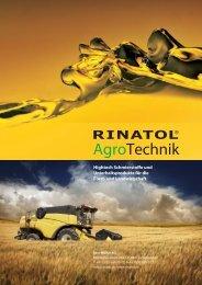 Broschüre AgroTechnik