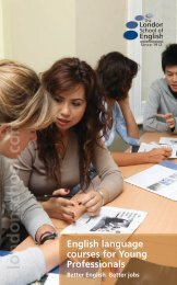 English language courses for Young Professionals - EducationCamp