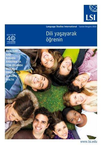 LSI Broşür - Türkçe - EducationCamp