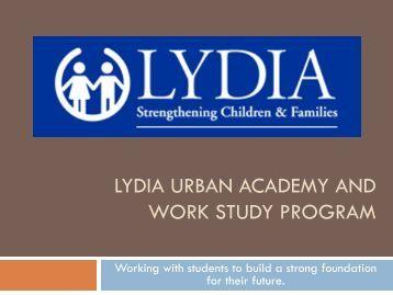 Uk work and study programme