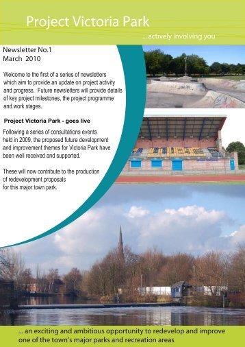 PVP Newsletter Draft 1 front v2 - Warrington Borough Council