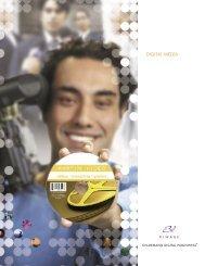 Digital Media Brochure (PDF) - Data Direct