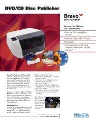 DVD/CD Disc Publisher - Virtual Vision