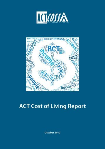 Piece By Piece: Building a Connected Community - ACT Council of ...