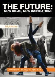 Dance UK Conference Programme FINAL 150dpi