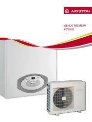 Ariston Genus Premium Hybrid