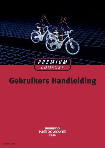 PC Owner Manual NL/l.St. - voor de fiets