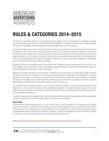 AAA_Rules_Categories_2014-2015