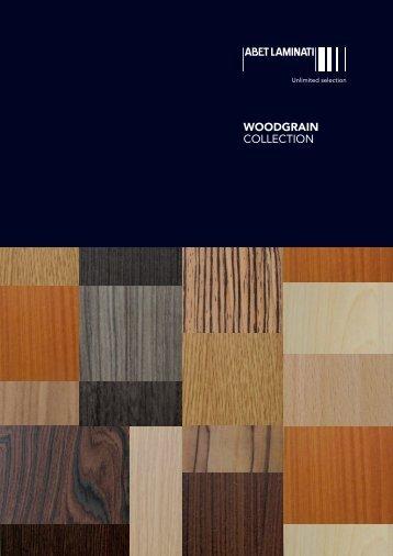 Woodgrains Wallchart - Abet LTD
