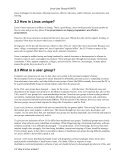 Linux User Group HOWTO - Page 7