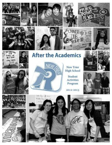 After the Academics 06.07 - New Trier Township High School