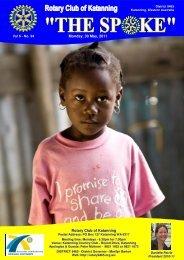 Vol 6-34-May 30 - Katanning Rotary Club