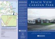 Beach View Caravan Park - HLL Humberts Leisure