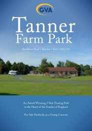 Tanner - HLL Humberts Leisure