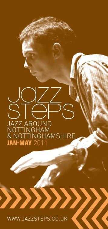 JAN-MAY 2011 - Jazz Steps