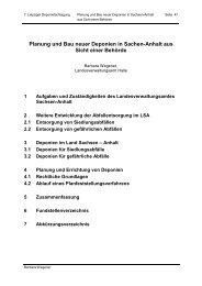 Hinweise für Autoren - Leipziger Deponiefachtagungen