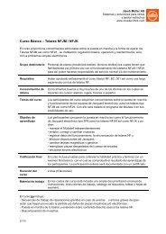 Curso Básico – Telares NFJM / NFJK - Jakob Müller AG
