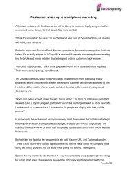 Media-Release-In2Loyalty-launch - Mike Watson freelance ...