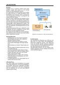 Datenübertragung über LAN oder USB UNI ... - Jakob Müller AG - Page 2