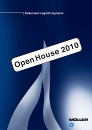 Open House 2010 - Müller Apparatebau GmbH