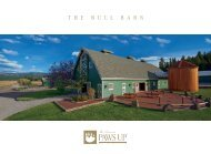 Brochure and Floor Plans - The Resort at Paws Up