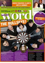 Spread the Word Issue 6, February 2010 - PeopleValue