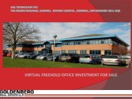 virtual freehold office investment for sale - Propex