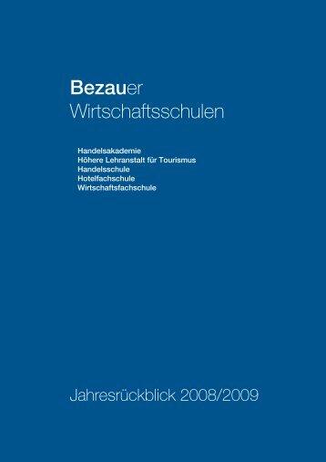 Handwerkerverein Bezau - Bezauer Wirtschaftsschulen