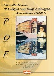 Il Collegio San Luigi a Bologna