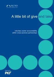 A Bit of Give Report - Partnership for Young London