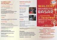 Waldorfschule Klagenfurt Wilsonstr. 11 1 ... - Mein Klagenfurt