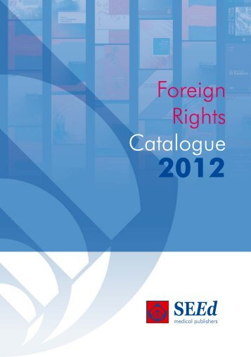 Foreign Rights Catalogue - SEEd