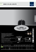 LED Einbaustrahler, schwenkbar LED recessed spotlight, pivotable - Seite 2