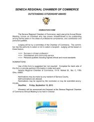 2013 Citizenship Nomination Form - Tiffin Area Chamber of ...