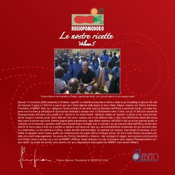 LIBRO RICETTE DEF DEF - Gruppo Sebeto