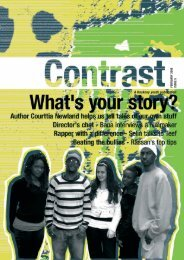 Contrast Issue Five - Young Hackney