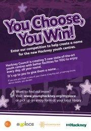 Myplace app form.pdf - Young Hackney