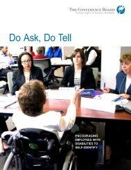 Do Ask Do Tell