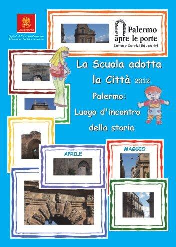 La Scuola adotta la Città - Provincia di Palermo
