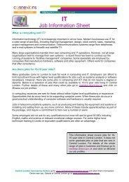 IT Job Info Sheet - Mar 12.pdf - Young Hackney