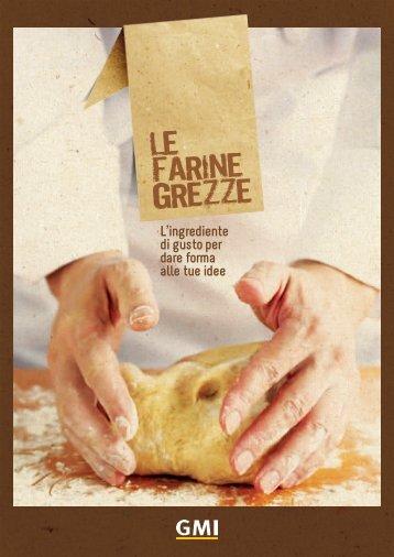 Ricettario Le Grezze - Grandi Molini Italiani