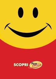 Linea Pizza Smile - Grandi Molini Italiani