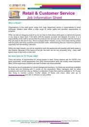 Retail Job Info Sheet - Nov 11.pdf - Young Hackney