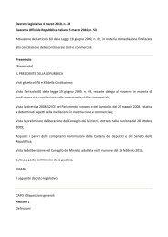 Decreto legislativo del 4 marzo 2010, n. 28 - Ordine degli Avvocati di ...